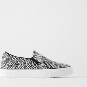Zara print Sneaker